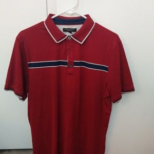 Banana Republic Luxury touch polo